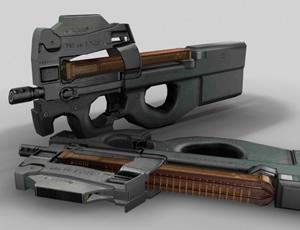 P90 Gun
