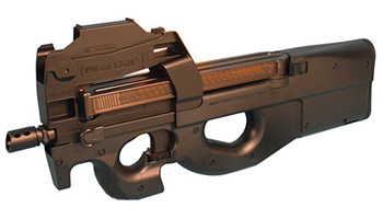 P90 Airsoft Gun - Tokyo Marui