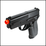 Aftermath Stunt Police John-K electric airsoft pistol