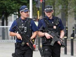 BB guns are treated by the police as imitation firearms